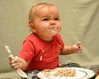 Навыки питания детей в новой семье