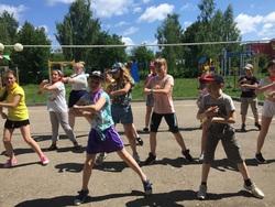 Яркие танцы – яркие дети!