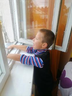Безопасность ребенка под угрозой