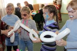«Твистинг – искусство моделирования воздушными шарами»