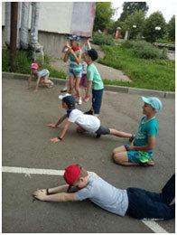 Дворовые игры в жизни сегодняшних детей