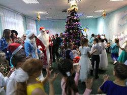 «Тепло и уют новогоднего торжества»